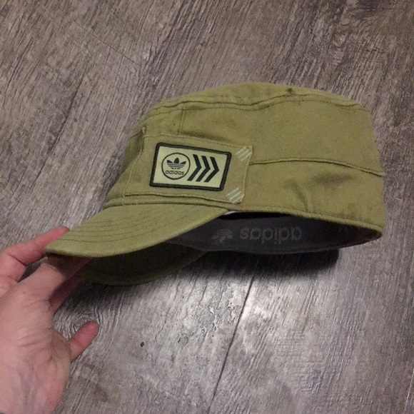 c5795edc adidas Accessories | Military Style Hat | Poshmark